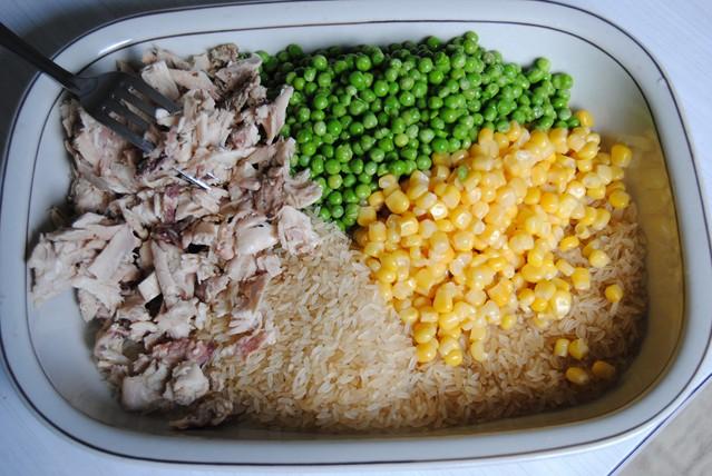 Riz au poulet au four la cuisine de wonder maria - Absorber l humidite avec du riz ...